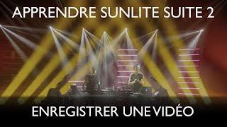 [Tutoriel] Sunlite Suite 2: Enregistrer une vidéo avec easy view (Français) Mp3