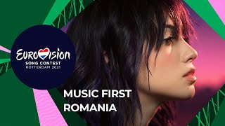 Music First with ROXEN from Romania 🇷🇴 - Eurovision Song Contest 2021