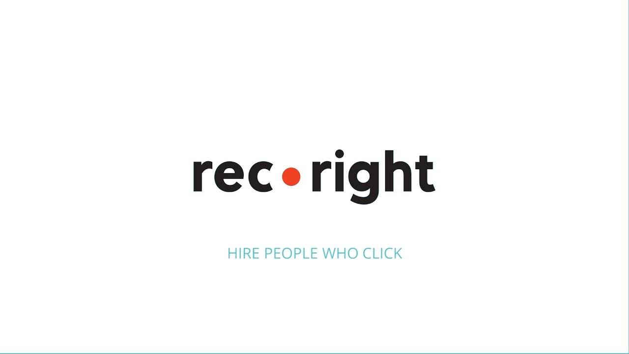 A Modern Way To Hire People Recright Video Recruitment Tool