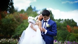 Эльвін + Илаха ( AZERI SUPER TOY WEDDING, Азербайджанська весілля ) 2012 р