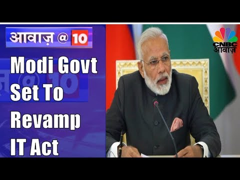 Income Tax Laws To Be Revamped | Modi Govt Constitutes Task Force | Awaaz@10 | CNBC Awaaz