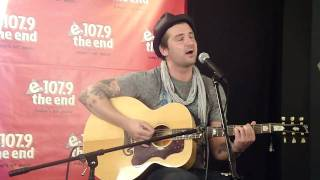 Secondhand Serenade-Fall For You acoustic (LIVE)