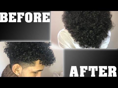 HOW TO GET CURLY HAIR *WORKS ON EVERYONES HAIR* SECRET RECIPE TUTORIAl