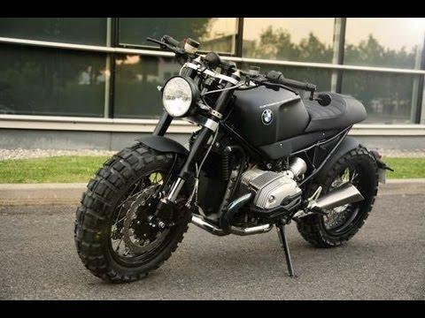 Bmw R1200 R A Scrambler Motorcycle For Lazareth Youtube