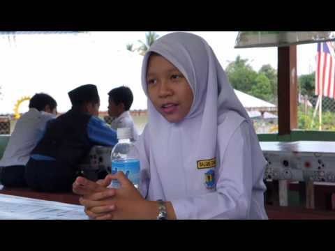 Filem Pendek 'Kasihnya Balqis' Sek Keb Mesapol (Sabah Screen Fest 2016)