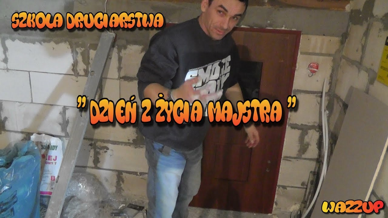 """Szkoła Druciarstwa Poradnik i Styl """" Dzień z Życia Majstra """" Wazzup :)"""