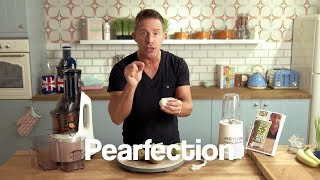 Pearfection - NEW RECIPE from Jason Vale