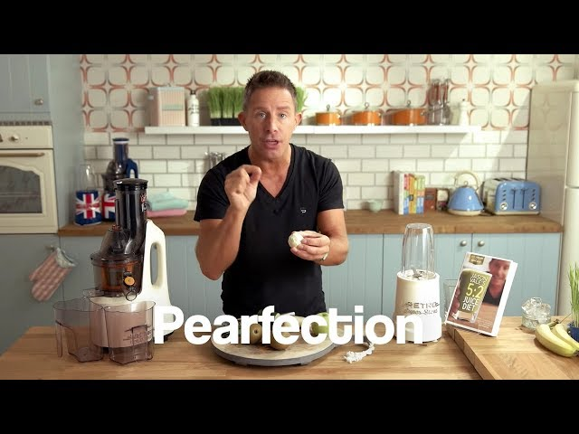 Pearfection Jason Vale Juice Recipe