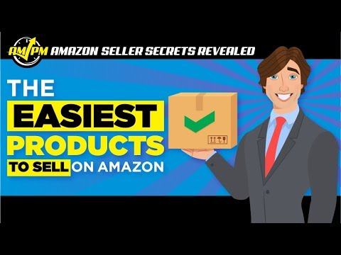 The Easiest Products to Sell on Amazon - Amazon Seller Secrets Revealed