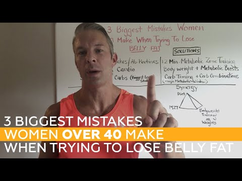 3-biggest-mistakes-women-over-40-make-when-trying-to-lose-belly-fat