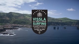 day 8 2016 vissla isa world junior surfing championship english