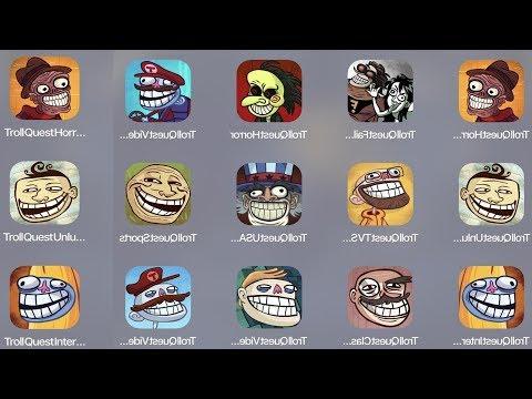 Troll Quest Horror,Troll Failman,Troll Video,Troll Unlucky,Troll TV,Troll USA,Troll Sport