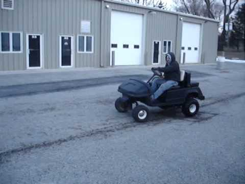 Lifted Par Car Golf Cart For Sale