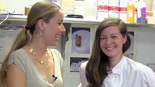 Gambar cover Genevieve Meli and Cristina Cote - The Chefs Connection Interview