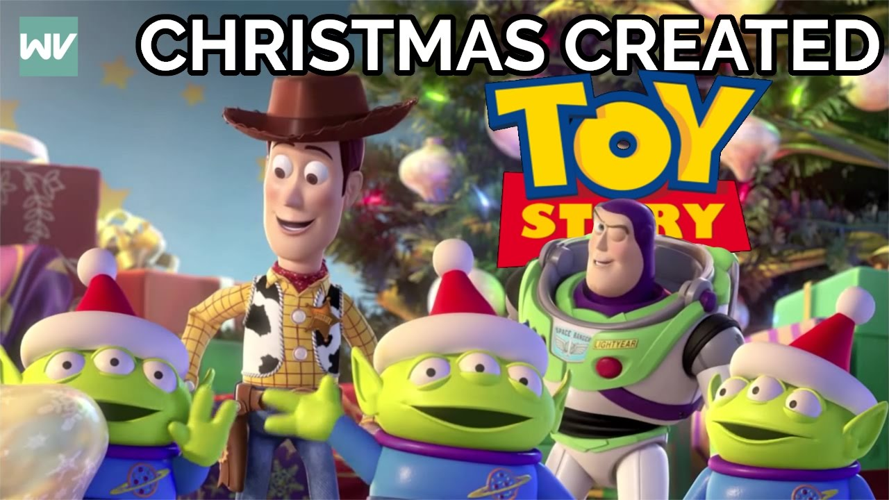 christmas created toy story discovering disney - When Was Christmas Created