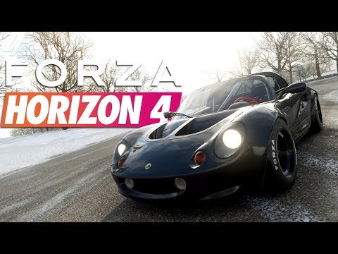 Lotus Elise Series 1 Sport 190! - FORZA HORIZON 4 Part 118   Lets Play thumbnail