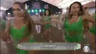 Rio Projekt Rio Carnaval 2019 - Imperio Serrano Globo RJTV in Rio - Brazilian Entertainment