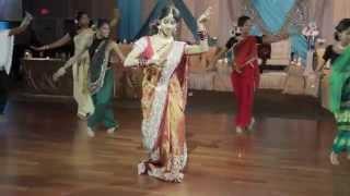 Tamil wedding Dance, Toronto, May 16, 2015