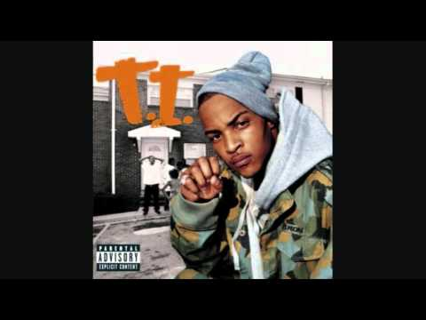 T.I. Ft. Jazze Pha - Chillin' With My Bitch