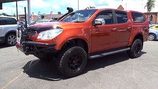 2015 HOLDEN COLORADO Booval, Ipswich, Woodend, Raceview, Brisbane, QLD U660304