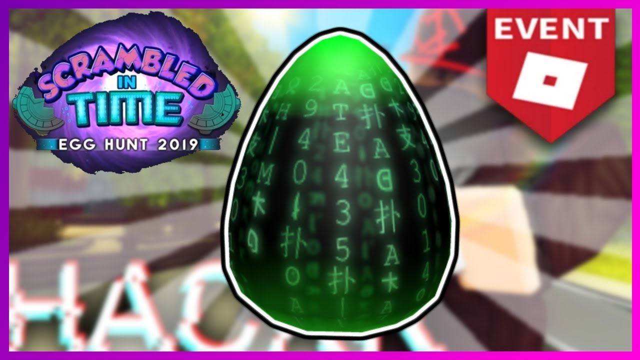 Easiest Eggs To Get Roblox Egg Hunt 2019 How To Get The Eggtrix Egg In Hackr Easy Full Tutorial Roblox Egg Hunt 2019 Youtube