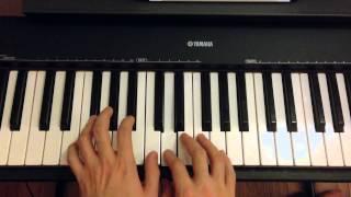 Bach Cello suite no. 1 Prelude for piano