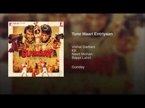 Tune Maari Entriyaan Mp3