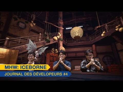 Monster Hunter World: Iceborne - Journal des développeurs #4