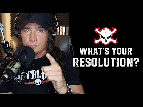 What's Your Resolution? Episode 1