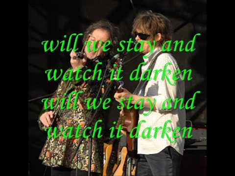 THE WATERBOYS  Church not made with hands.  with lyrics.wmv