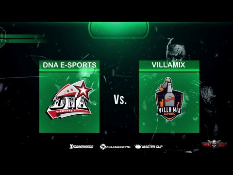 [FINAL] BOT CAMP 3° EDIÇÃO - DNA E-SPORTS Vs. VILLAMIX - MasterCup e-Sports