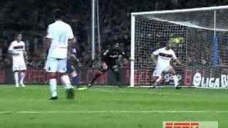 FC Barcelona 5 x 0 Mallorca 29/10/2011 Liga BBVA