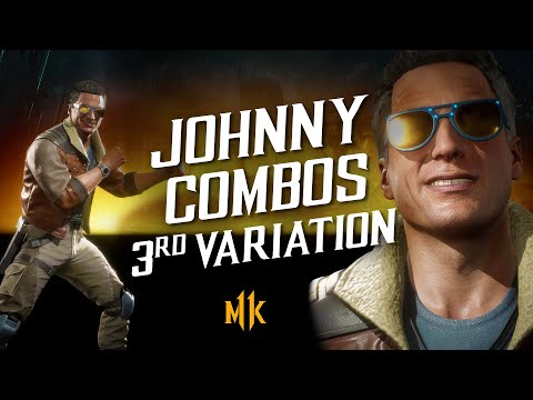 Johnny Cage Combo Guide (Outtake/3rd Variation) – Mortal Kombat 11