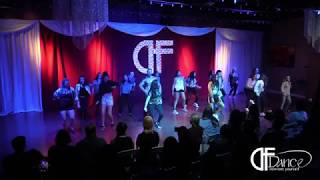 Hip Hop Team- DF 11th Anniversary Showcase