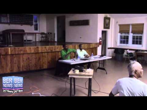 PLP Town Hall Meeting On Airport Development, August 20 2015