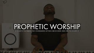 Worship Instrumental Medley (8): 30 Minutes Deep Prayer Music | Prophetic Worship | Intercession