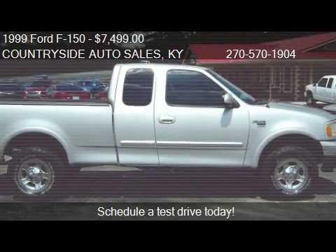 1999 ford f 150 xlt 4dr 4wd extended cab sb for sale in. Black Bedroom Furniture Sets. Home Design Ideas