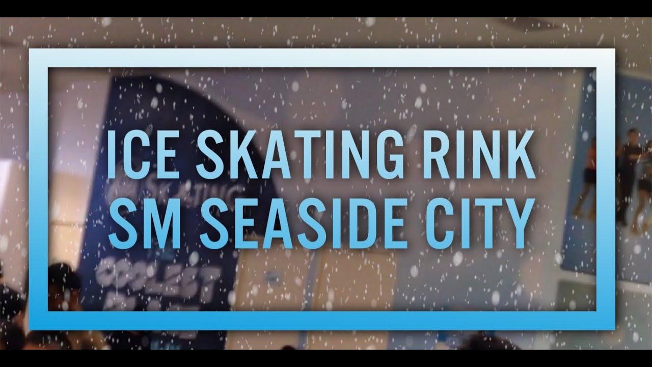 Skate shoes in cebu - Sm Seaside City Cebu Ice Skating Rink