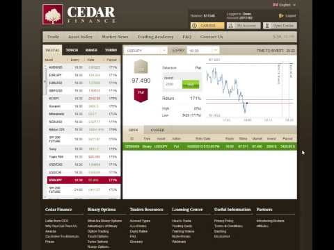 Cedar Finance review - How I make $1420 per day