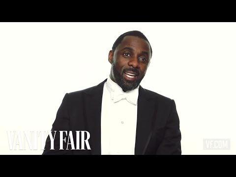 Talking to Idris Elba Behind the Scenes of our Hollywood Issue Cover Shoot