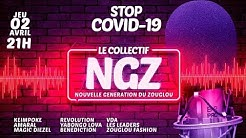COLLECTIF NGZ - STOP AU CORONA VIRUS