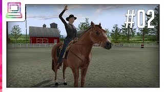 Let's Ride! Silver Buckle Stables (part 2) (Horse Game)