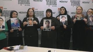 Дагестанские матери пожаловались Путину на Васильева