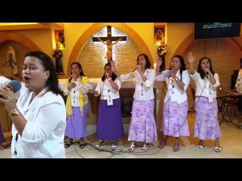 SPIRIT SONG (TAGALOG LYRICS) - EL SHADDAI SHARJAH GOSPEL MUSIC MINISTRY