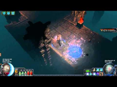 Path Of Exile: Death And Tax Time for revenge Feat: Smile