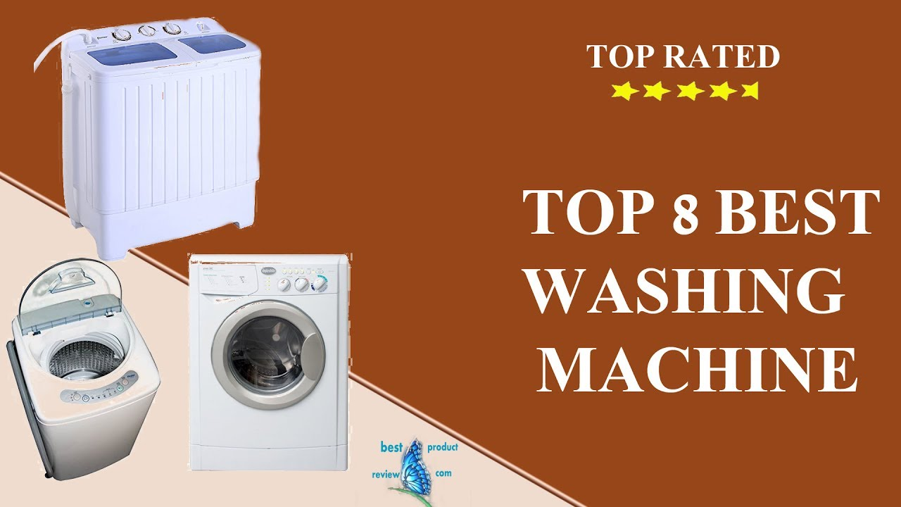 Best Washing Machines || Top rated best buy washing ...