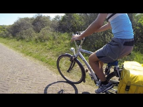 Brokeback Bicycle Tour - Zuiderzee Route, the Netherlands - HD