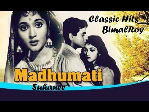 Madhumati 1958 Classic hits - Evergreen Songs
