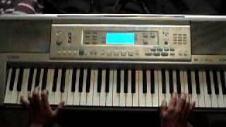 gracias instrumental piano ( marcos witt )gracias Klavier, thanks in piano.