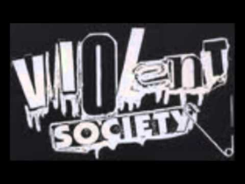 Violent Society - Times Of Distraught